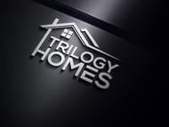 TRILOGY HOMES Logo - Entry #282