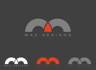Maz Designs Logo - Entry #331