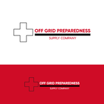 Off Grid Preparedness Supply Company Logo - Entry #54