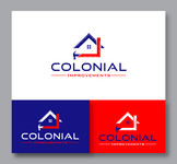 Colonial Improvements Logo - Entry #21