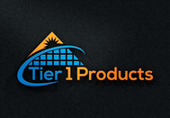 Tier 1 Products Logo - Entry #328