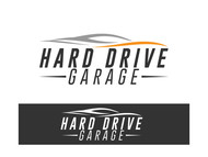 Hard drive garage Logo - Entry #331