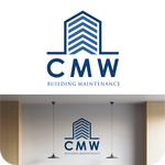 CMW Building Maintenance Logo - Entry #242