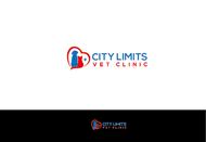 City Limits Vet Clinic Logo - Entry #336