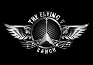 The Flying V Ranch Logo - Entry #88