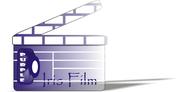 Purple Iris Films Logo - Entry #8