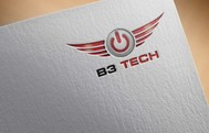 B3 Tech Logo - Entry #171