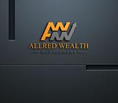 ALLRED WEALTH MANAGEMENT Logo - Entry #330