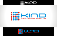 Kind LED Grow Lights Logo - Entry #73