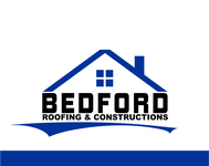 Bedford Roofing and Construction Logo - Entry #60