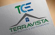 TerraVista Construction & Environmental Logo - Entry #309