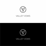 Valley Vows Logo - Entry #89