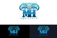 MH Aquatics Logo - Entry #165