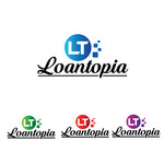 Loantopia Logo - Entry #150