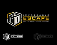 Improbable Escape Logo - Entry #132