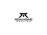 Reimagine Roofing Logo - Entry #365