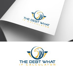 The Debt What If Calculator Logo - Entry #96