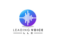 Leading Voice, LLC. Logo - Entry #59