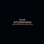 Sturdivan Collision Analyisis.  SCA Logo - Entry #203