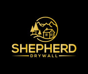 Shepherd Drywall Logo - Entry #156