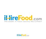 iHireFood.com Logo - Entry #59