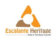 Escalante Heritage/ Hole in the Rock Center Logo - Entry #11