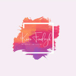 Kara Fendryk Makeup Artistry Logo - Entry #29