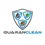 QuaranClean Logo - Entry #137