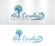 Ana Carolina Fine Art Gallery Logo - Entry #155
