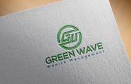 Green Wave Wealth Management Logo - Entry #263
