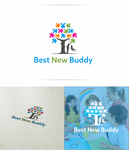 Best New Buddy  Logo - Entry #111