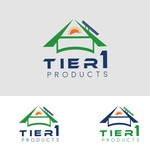 Tier 1 Products Logo - Entry #371