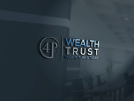 4P Wealth Trust Logo - Entry #268