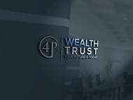 4P Wealth Trust Logo - Entry #268