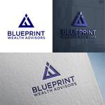 Blueprint Wealth Advisors Logo - Entry #498