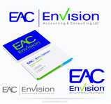 Envision Accounting & Consulting, LLC Logo - Entry #51