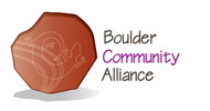 Boulder Community Alliance Logo - Entry #147