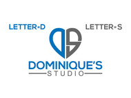 Dominique's Studio Logo - Entry #186