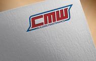 CMW Building Maintenance Logo - Entry #402