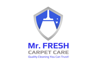 Mr. Fresh Carpet Care Logo - Entry #80