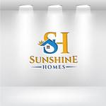 Sunshine Homes Logo - Entry #323