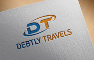 Debtly Travels  Logo - Entry #175