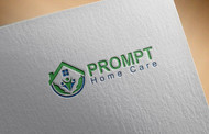 Prompt Home Care Logo - Entry #85