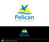 Pelican Waste Services LLC Logo - Entry #54