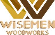 Wisemen Woodworks Logo - Entry #73