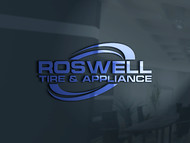 Roswell Tire & Appliance Logo - Entry #151