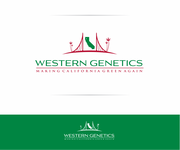 Western Genetics Logo - Entry #38