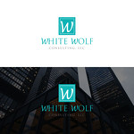 White Wolf Consulting (optional LLC) Logo - Entry #29