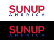 SunUp America Logo - Entry #39