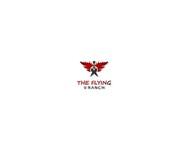 The Flying V Ranch Logo - Entry #25